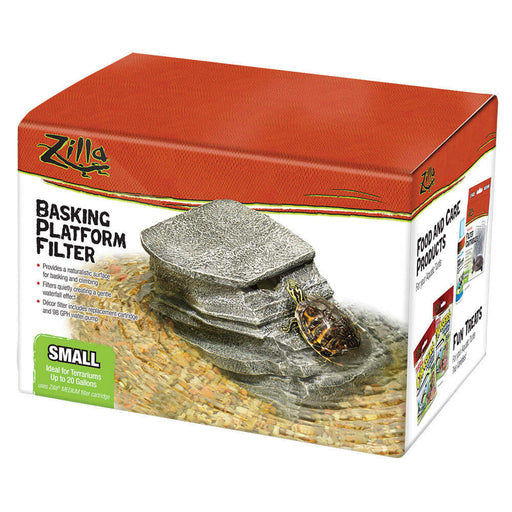 Zilla Basking Platform Filters Small