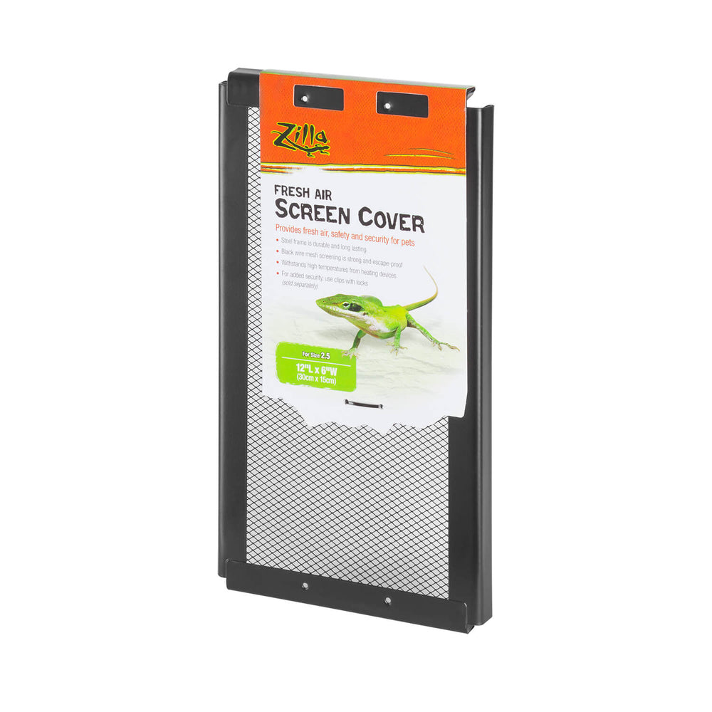 Zilla Solid Screen Covers 12x6
