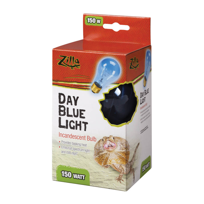 Zilla Day Blue Incandescent Bulb, 150w