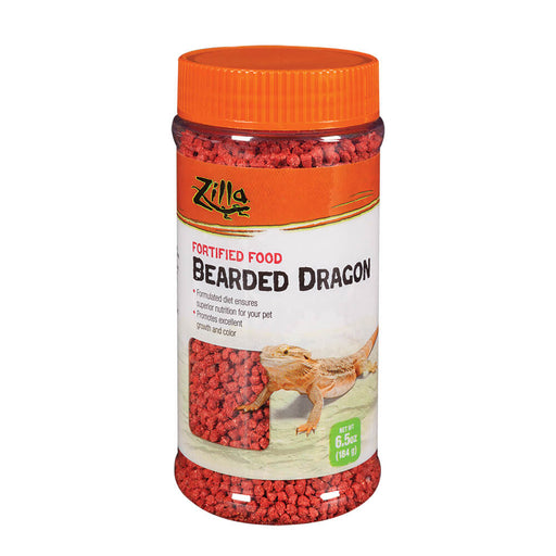Zilla Bearded Dragon Food Pellets