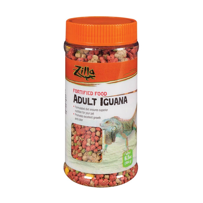 Zilla Adult Iguana Food Pellets