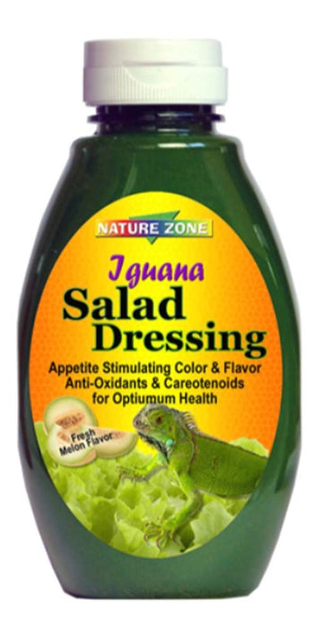 Nature Zone Salad Dressing for Iguanas, 12oz