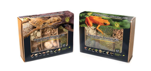 Galapagos Terrarium Starter Kit Humid Environment Box 4.5qt