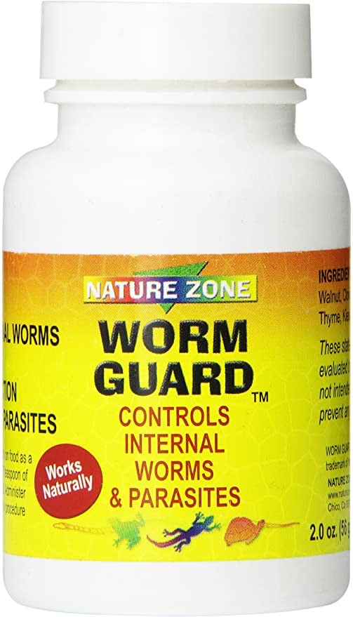 Nature Zone Worm Guard 2.0oz