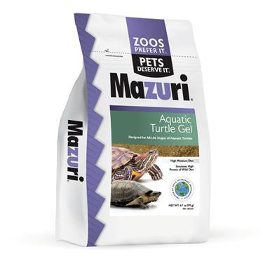 Mazuri Aquatic Turtle Gel 6oz
