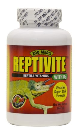 Zoo Med ReptiVite™ with D3 8oz