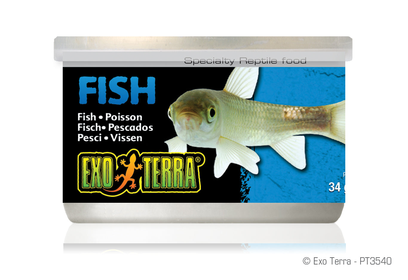 Exo Terra Canned Food Fish