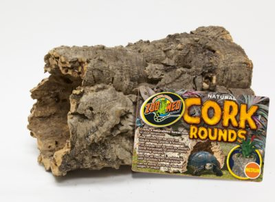 Zoo Med Natural Cork Rounds Medium