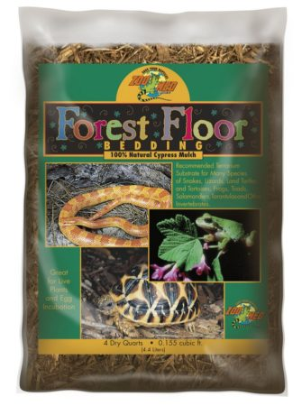 Zoo Med Forest Floor™ Bedding 4qt