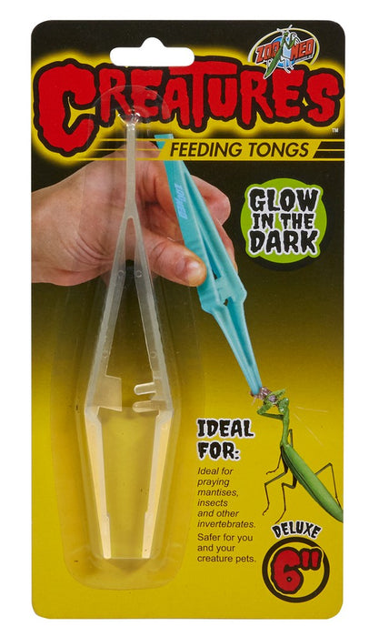 Zoo Med Creatures™ Feeding Tongs
