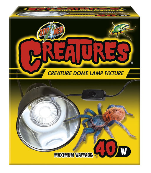 Zoo Med Creatures™ Dome Lamp Fixture