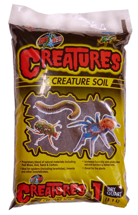 Zoo Med Creatures™ Creature Soil