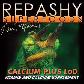 Repashy Calcium Plus LoD, 6 oz