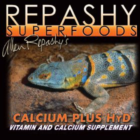 Repashy Calcium Plus HyD, 6 oz