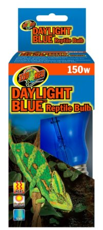 Zoo Med Daylight Blue Reptile Bulb, 150w