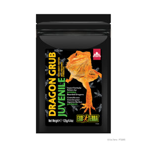 Exo Terra Dragon Grub Juvenile, 4.4oz
