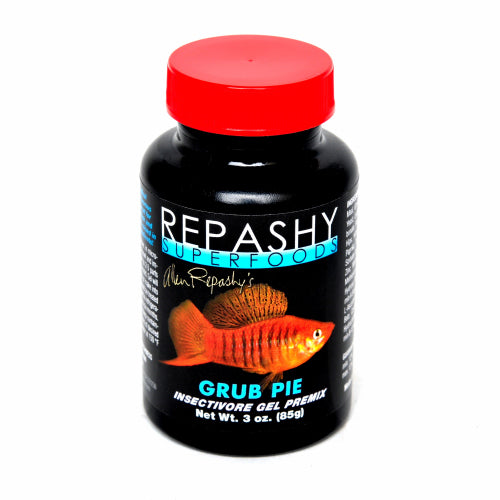 Repashy Grub Pie for Fish, 3 oz