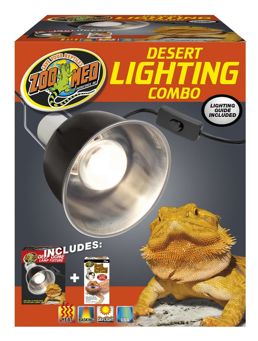 Zoo Med Desert Lighting Combo Pack