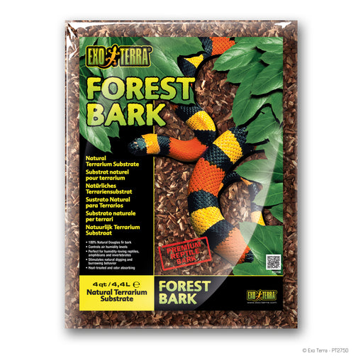 Exo Terra Forest Bark, 4qt