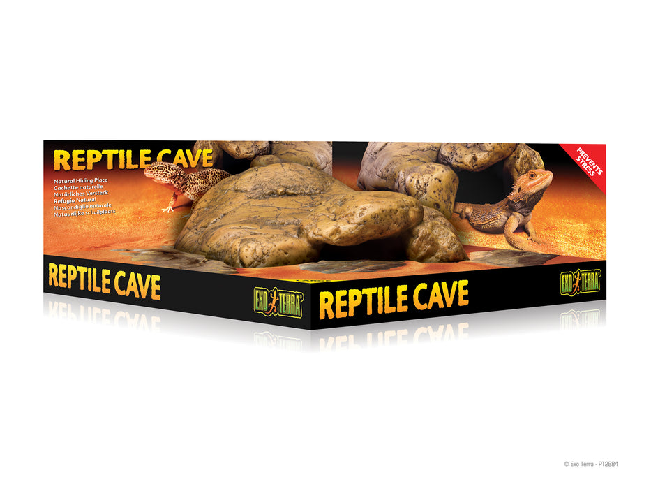 Exo Terra Reptile Cave Large