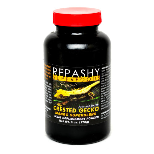 Repashy Crested Gecko MRP Diet Mango Superblend 6 oz