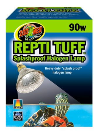 Zoo Med Repti Tuff Splashproof Halogen Lamp, 90w