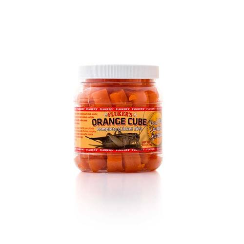 Fluker's Orange Cube Cricket Diet, 6oz