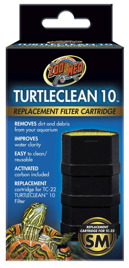 Zoo Med TurtleClean 10 Replacement Cartridge