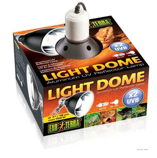 Exo Terra Light Dome 7""