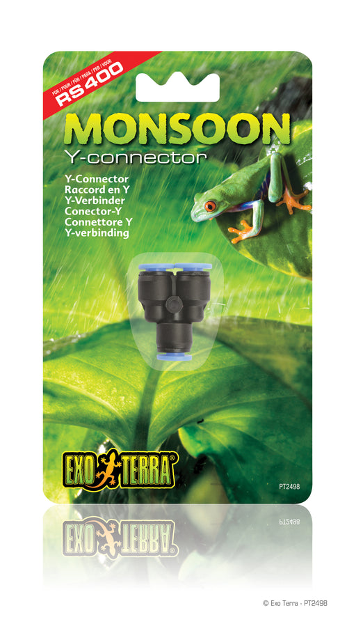 Exo Terra Monsoon Y Connector
