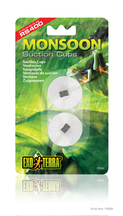 Exo Terra Monsoon Suction Cups