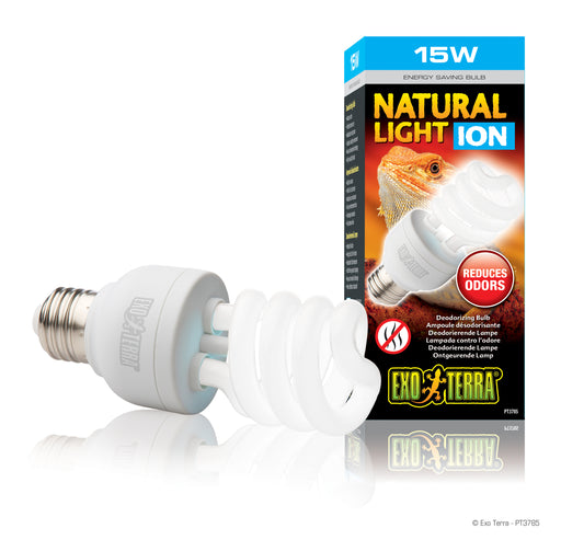 Exo Terra Natural Light ION 15W
