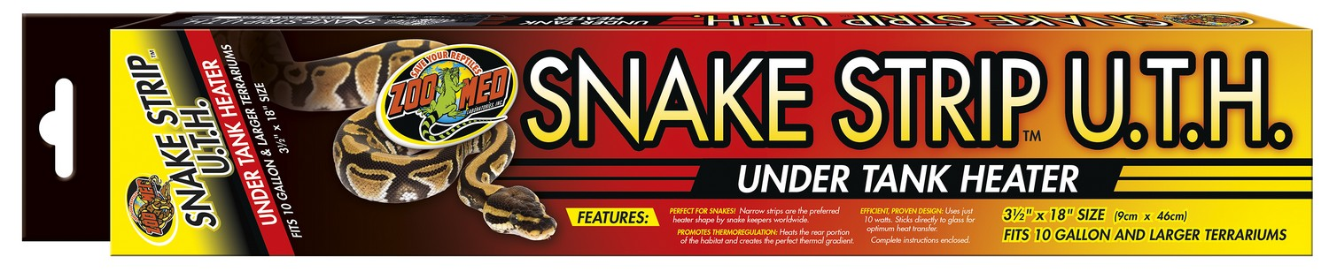 Zoo Med Snake Strip™ U.T.H. (Under Tank Heater)