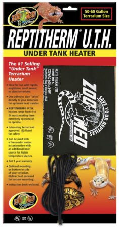 Zoo Med ReptiTherm Under Tank Heater (U.T.H.), Large