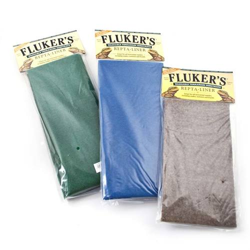 Fluker's Repta-Liners Green Small