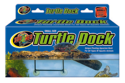 Zoo Med Turtle Dock® and Turtle Pond Dock® Small