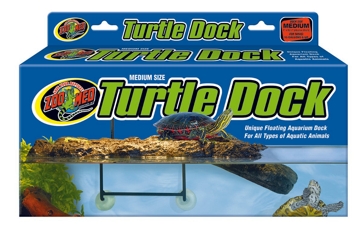 Zoo Med Turtle Dock® and Turtle Pond Dock® Medium