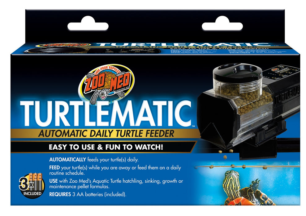 Zoo Med TurtleMatic™