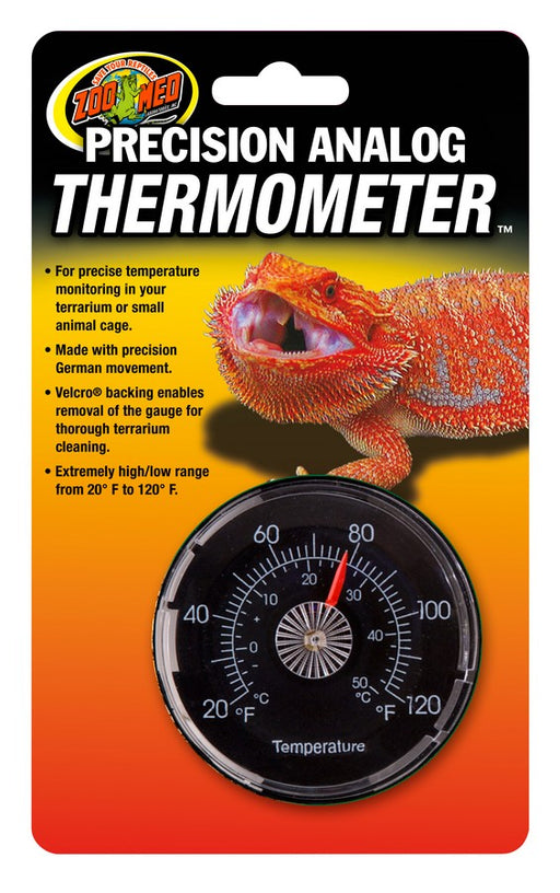 Zoo Med Precision Analog Thermometer™