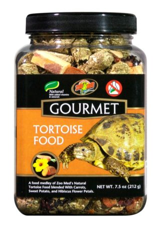 Zoo Med Gourmet Tortoise Food, 7.5oz