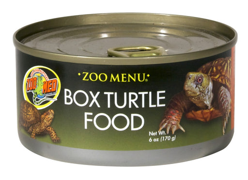 Zoo Med Zoo Menu Box Turtle Food