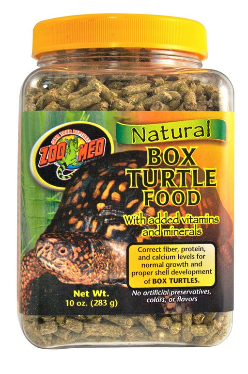 Zoo Med Natural Box Turtle Food, 10oz