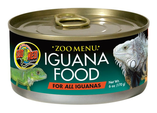 Zoo Med Zoo Menu Iguana Food