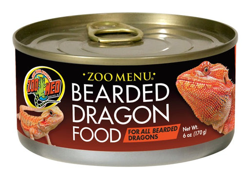 Zoo Med Zoo Menu Bearded Dragon Food