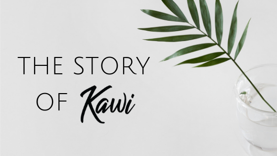 story about Kawi - Green leaf