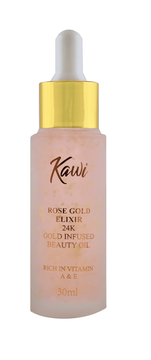 24k beauty oil rose gold elixir | Kawi
