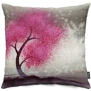 Bloom Throw Pillow