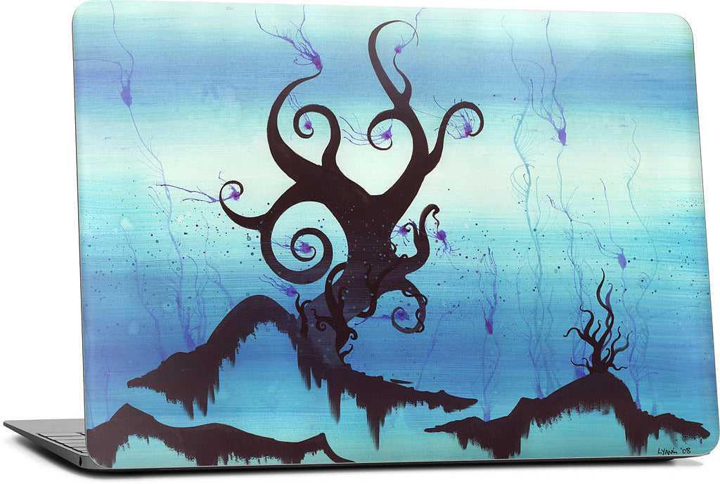 Depths Laptop Skin