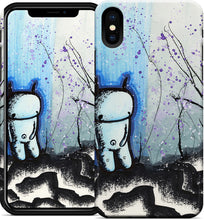 Melancholy iPhone Case