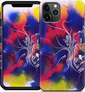 Swirl iPhone Case